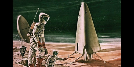 CONFERENCE - La planète Mars dans la littérature tickets