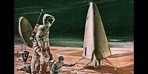 CONFERENCE - La planète Mars dans la littérature