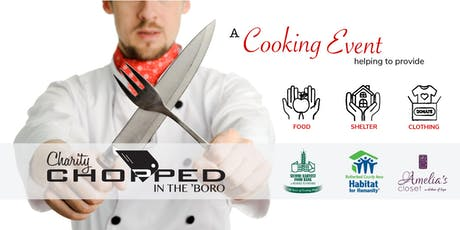 Charity Chopped in the Boro 2019 tickets