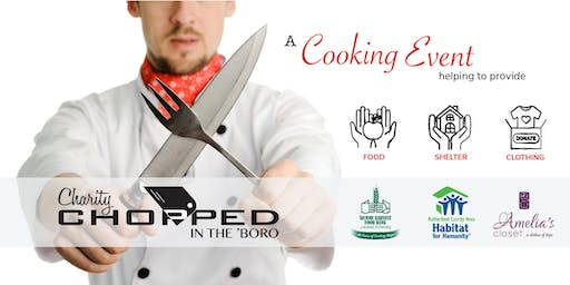 Charity Chopped in the Boro 2019