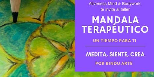 Tiempo para ti. Taller de Mandala Terapéutico
