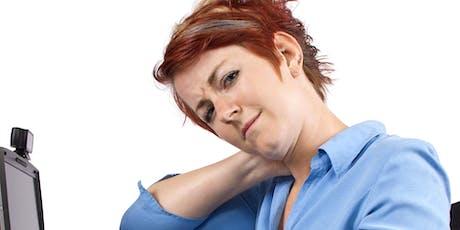 Neck and Upper Back Pain Workshop billets