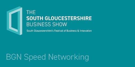 BGN Speed Networking 1 - Wednesday 11:30 tickets
