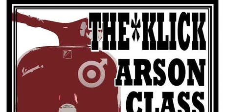 Go Generation / Arson Class /The Klick @ miniBar tickets