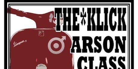 Go Generation / Arson Class /The Klick @ miniBar tickets