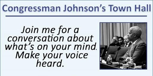 Congressman Hank Johnson's Moving The Fourth Forward