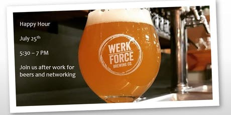 July 25th Happy Hour Networking tickets