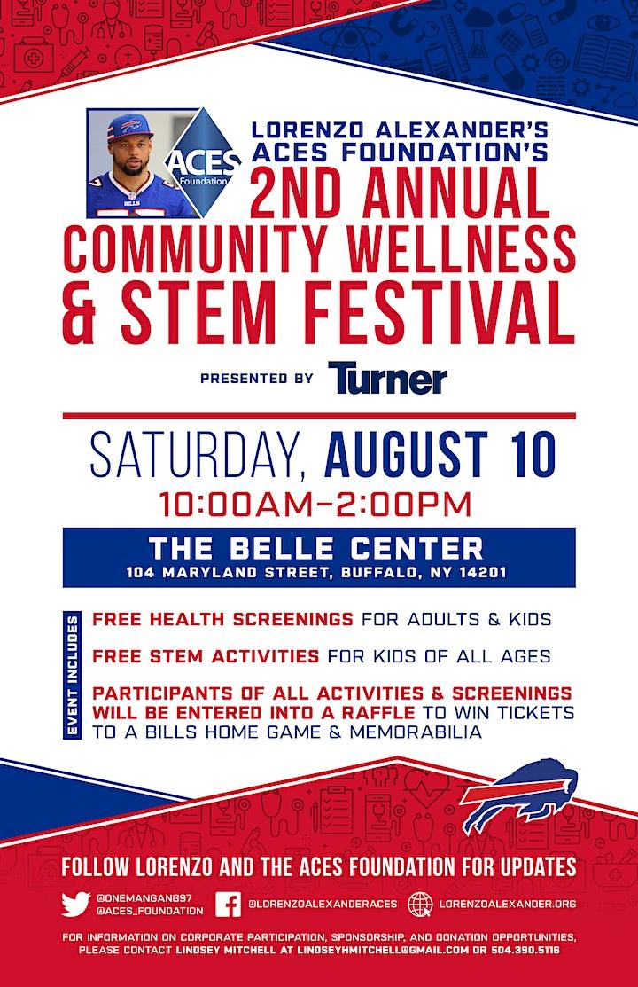 ACES Foundation Community Wellness & STEM Festival image