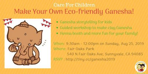 Make Your Own Eco Friendly Ganesha!