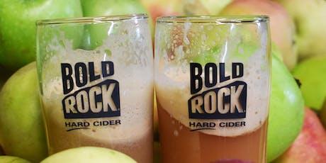 Bold Rock Hard Cider Dinner tickets