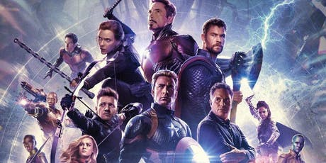 Avengers: Endgame (2019) - Community Cinema tickets