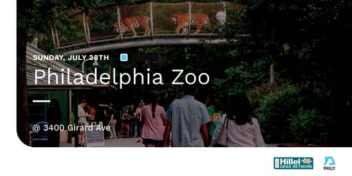Moishe House Philly and Grad Network Philadelphia Zoo trip