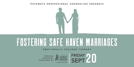 Fostering Safe Haven Marriages tickets