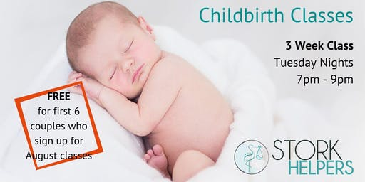 3 Week Childbirth Class