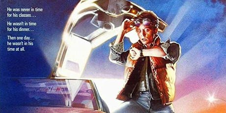 BACK TO THE FUTURE -- CINEMA NIGHTS at LEITH THEATRE tickets
