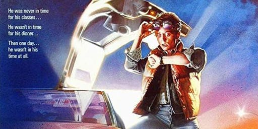BACK TO THE FUTURE -- CINEMA NIGHTS at LEITH THEATRE