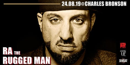 R.A. the Rugged Man @ Halle Saale