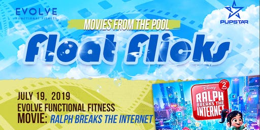 Movies from the Pool (July/Wreck It Ralph)