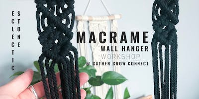 Macrame Wall Hanger Workshop