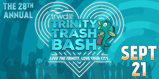 TRWD Fall Trash Bash: Location 6