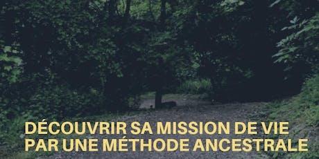 Mission de vie : atelier découverte tickets