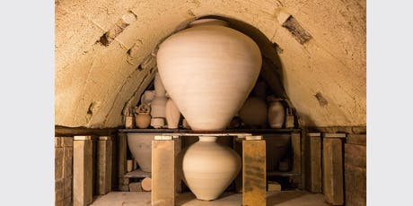 4 Potters on the Promises & Perils of Firing Really Big Pots in a Wood Kiln tickets