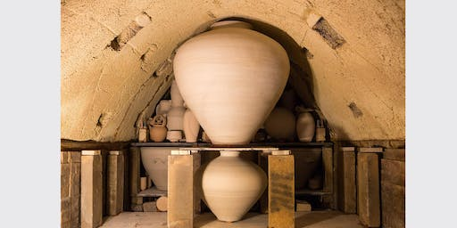 4 Potters on the Promises & Perils of Firing Really Big Pots in a Wood Kiln