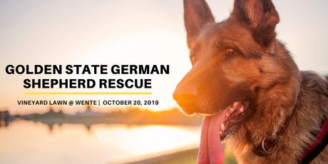 Golden State German Shepherd Rescue 10th Anniversary Fundraiser tickets