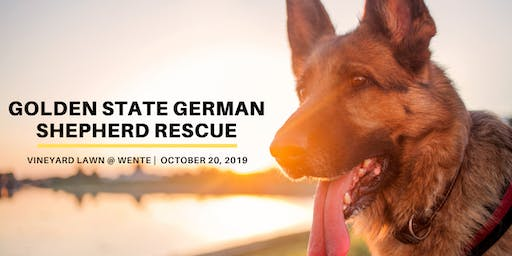 Golden State German Shepherd Rescue's Sunday Brunch Fundraiser