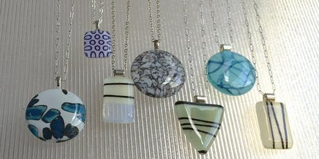Kiln Forming Level One Jewelry Workshop: Pendant Basics | 2020 tickets
