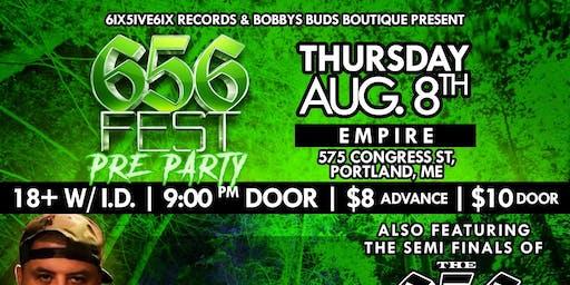 656 Fest Pre Party with Block McCloud @ Empire Live Music & Events