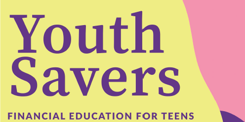 Youth Savers class July 27th