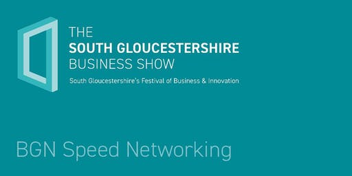 BGN Speed Networking 4 - Thursday 14:30