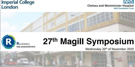 27th Magill Symposium tickets