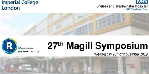 27th Magill Symposium