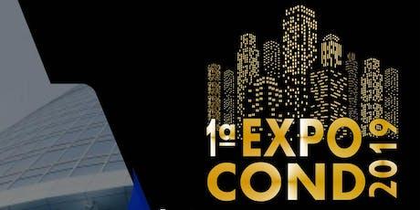 EXPOCOND 2019 1ª Feira de Negócios para Condomínios de Londrina e Região ingressos