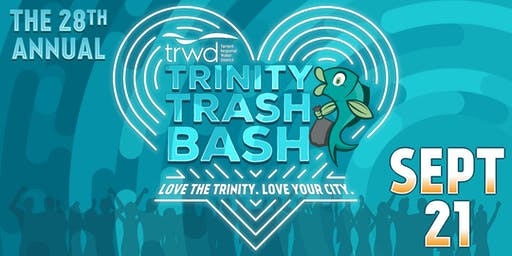 TRWD Fall Trash Bash: Location 8