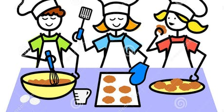 LET'S BAKE! SUNDAY FUN DAY!  tickets