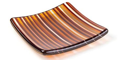 Kiln Forming Level One Platter Workshop: Breaking the 6mm Rule | 2020