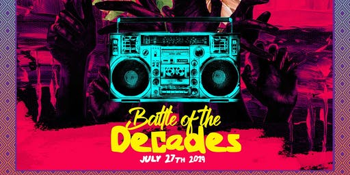 Fête En Aprème - Battle of the Decades