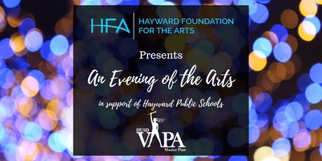An Evening of the Arts tickets