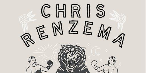 Chris Renzema the Boxer + The Bear Tour