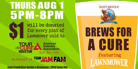 Brews for a Cure to benefit the Houston Tour de Cure tickets