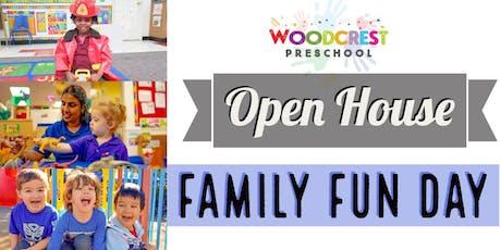 Lake Forest Woodcrest Preschool Community Wide Family Fun Day tickets