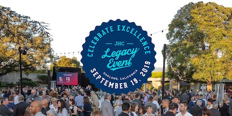 2019 JHC LEGACY EVENT tickets