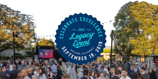 2019 JHC LEGACY EVENT