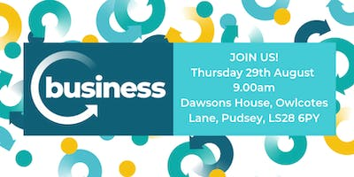 In Business Networking Meeting at Dawsons House