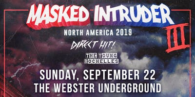 MASKED INTRUDER - North America 2019
