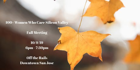 100+ Women Who Care Silicon Valley Fall Meeting tickets