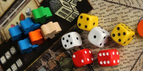 Municipal Affairs 2019 United Way Campaign: Board Games Afternoon  tickets